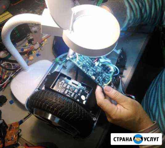 Ремонт гироскутеров и электросамокатов Астрахань