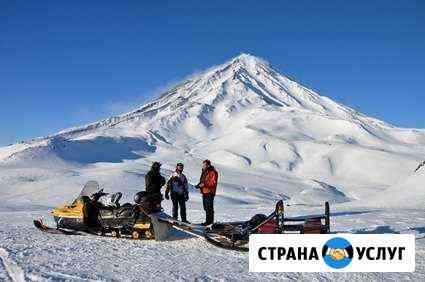 Зимние и летние туры на Камчатке Петропавловск-Камчатский