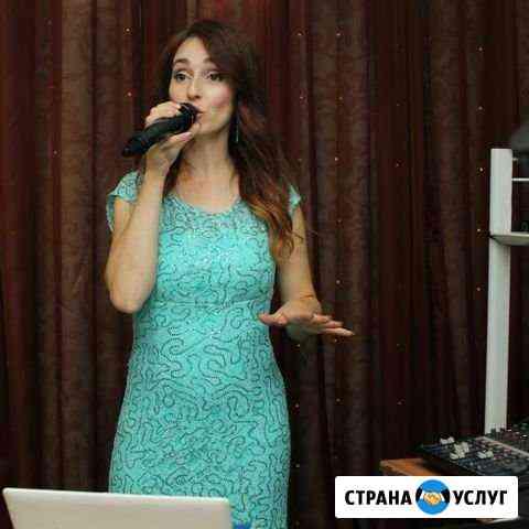 Певица (вокалистка). ведущая на ваш праздник Горно-Алтайск