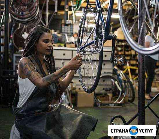 Ремонт велосипедов калясок Рязань