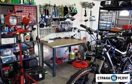 Ремонт велосипедов Йошкар-Ола