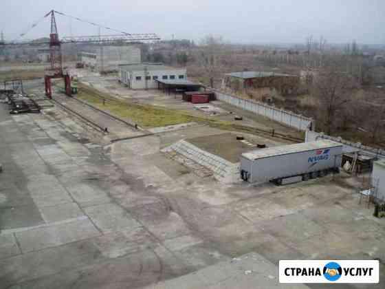 Автостоянка для спецтехники и грузовых машин Волгоград