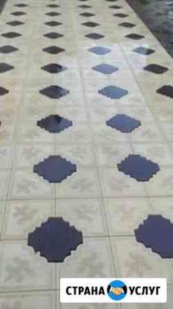 Тротуарная плитка. Бордюры Махачкала