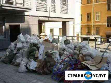 Вывоз мусора,грузчики,благ-во терр-ий, могил Саранск