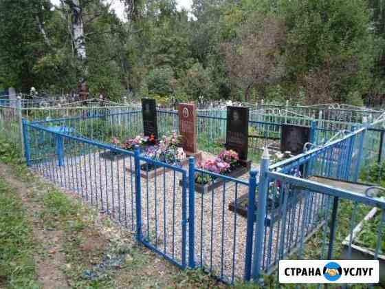 Благоустройство мест захоронений Галич