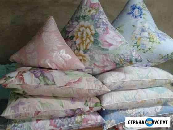 Чистка пухо-перьевых изделий Брянск