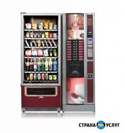Установим кофейный и снековый автомат Владимир