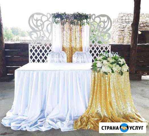 Оформление банкетного зала и свадебного авто Горно-Алтайск