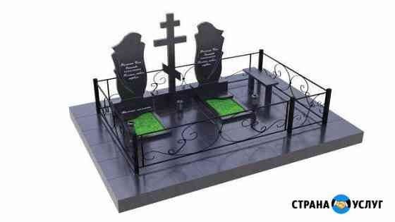 3D визуализация памятников, комплексов,захоронения Калуга
