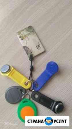 Домофон,домофонные ключи с доставкой Засечное