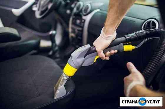 Химчистка салона автомобиля Яранск