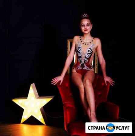 Шью купальники для художественной гимнастики Калининград