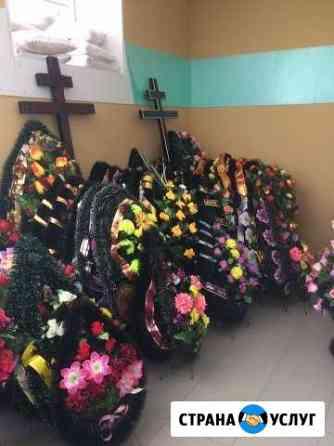 Ритуальные услуги, благоустройство захоронений Великие Луки