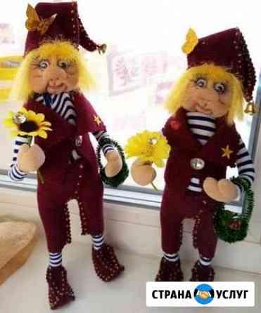 Куклы на заказ - ручная работа Комсомольск-на-Амуре