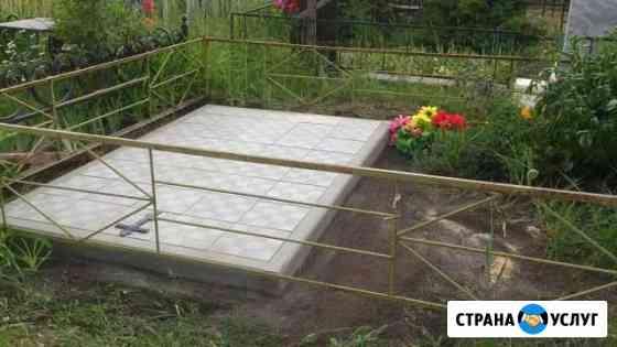 Отделка могил Липецк