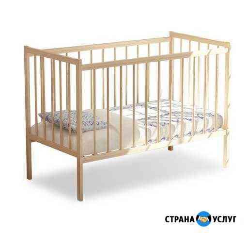 Кроватка детская прокат Калининград
