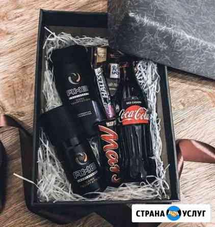 Сладкие букеты и подарочные боксы Нижний Новгород