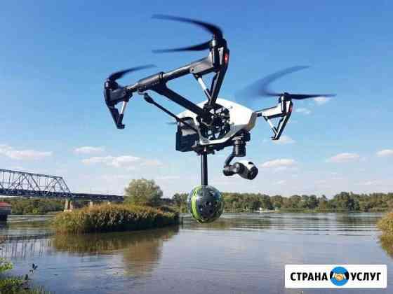 Аэросъемка, видеосъемка, создание видео в Брянске Брянск