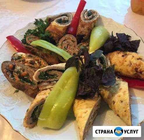 Шеф-повара : Машура, Луиза Грозный