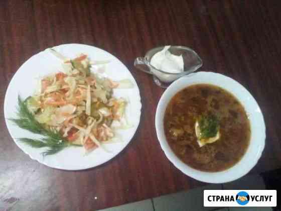 Комплексные обеды Лебедянь