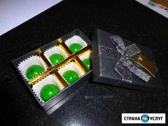 Шоколадные конфеты ручной работы Брянск