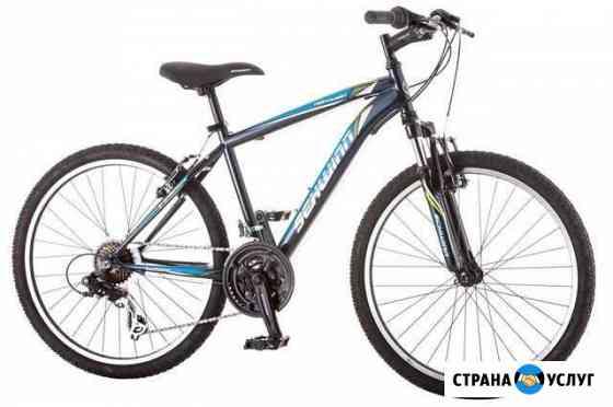 Ремонт и покраска велосипедов Чернянка