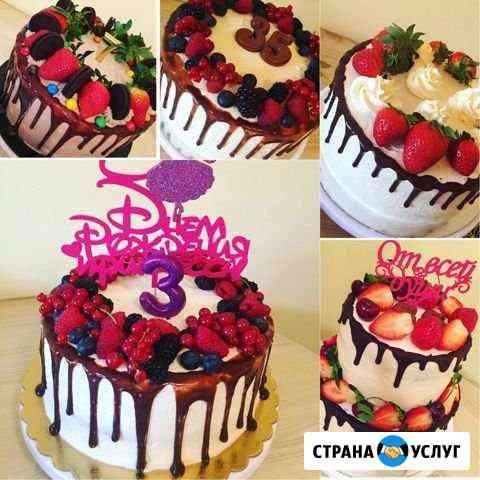 Торт на заказ Чита