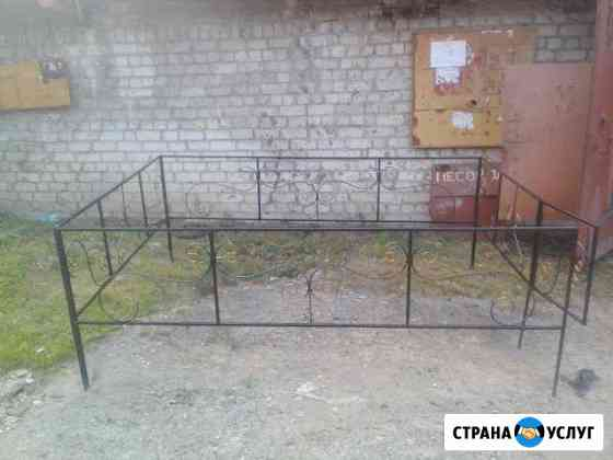 Ритуальная оградка Тюмень