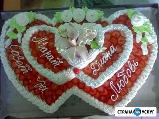 Тортики на заказ Саранск