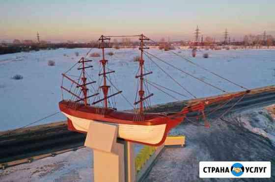 Аэросъемка Архангельск