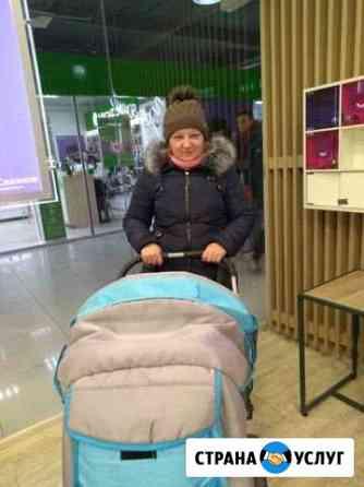 Няня у себя на дому посижу с вашем ребёнком любое Хабаровск
