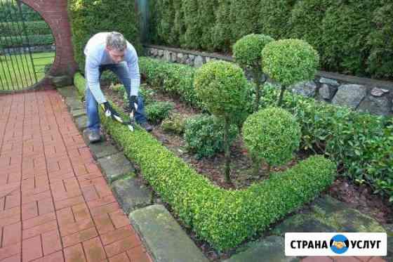 Услуги садовода Прохладный