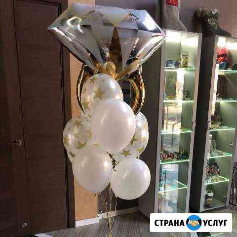 Воздушные шары Мончегорск
