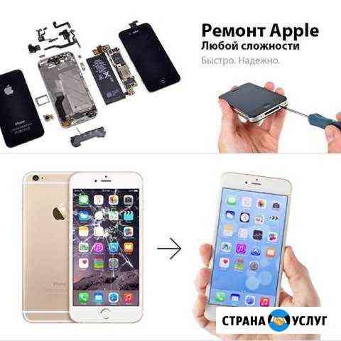 Ремонт iPhone Пангоды