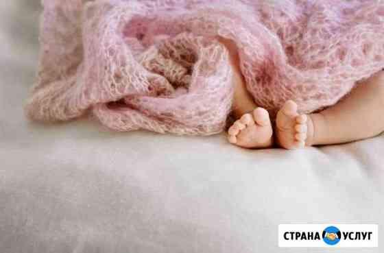 Фотосессии новорожденных Оренбург