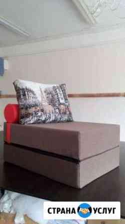 Пошив и ремонт одежды, мебельных чехлов, штор Ульяновск