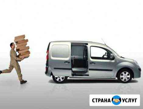Курьер на личном авто Омск