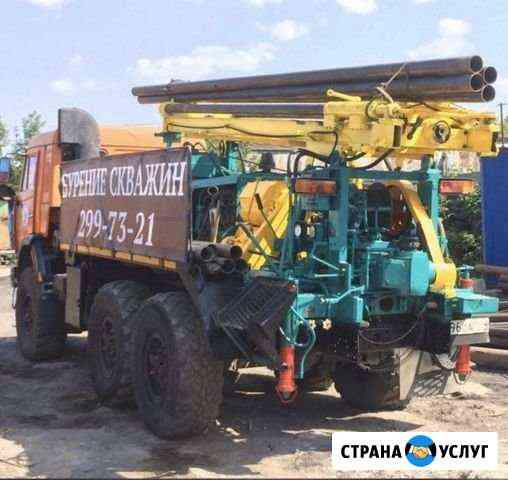 Бурение скважин инженерно-геологических изысканий Южно-Сахалинск