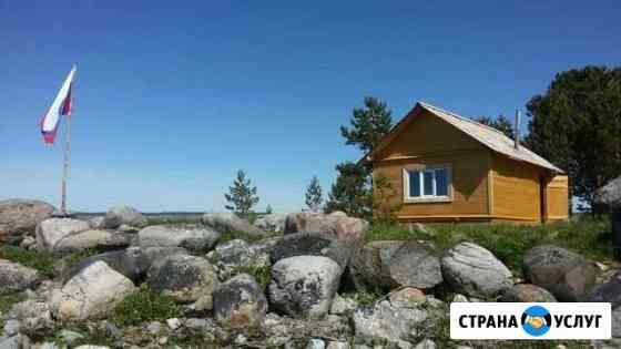 Рыбалка на Белом море, Архангельск Архангельск