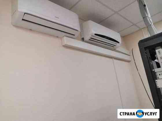 Монтаж,обслуживание,ремонт кондиционеров,вентиляци Барнаул