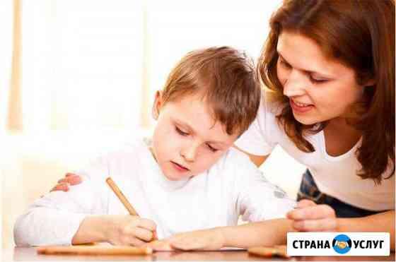 Репетитор 1-6 класс Смоленск