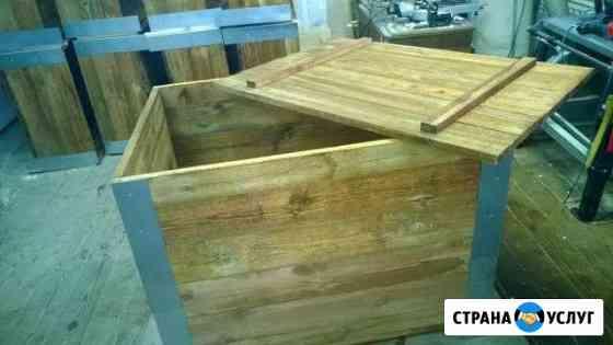 Тара деревянная изготовление Орёл