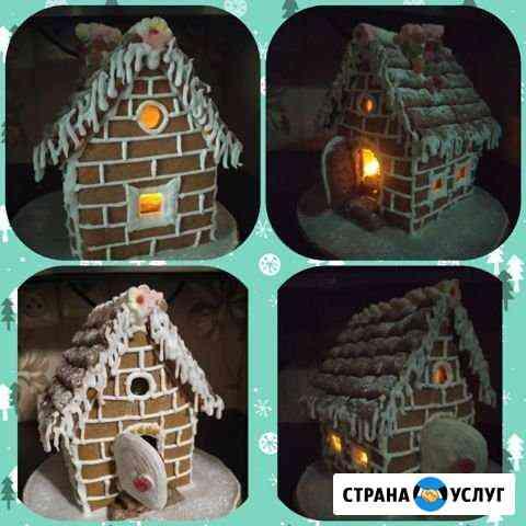 Пряничный домик Нижний Новгород