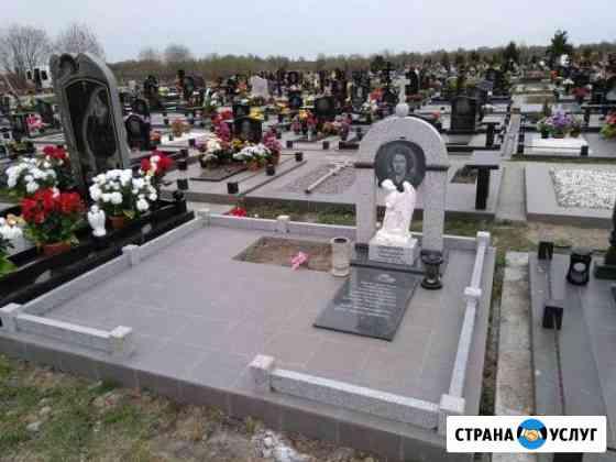 Изготовление памятников Калининград