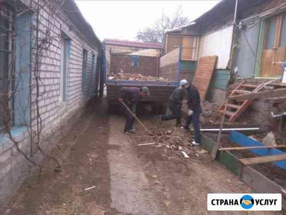 Вывоз мусора Астрахань