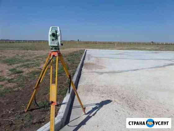 Вынос границ, топосъемка Южно-Сахалинск