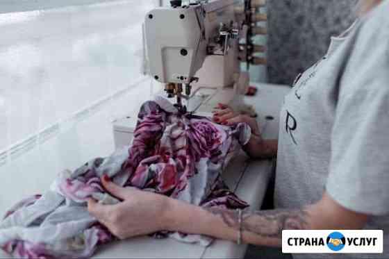 Ателье, пошив штор, массовый пошив Томск