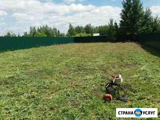 Покос травы, уборка участка Нальчик