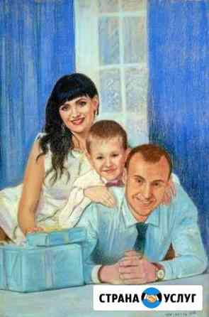 Портрет по фото в Брянске Брянск