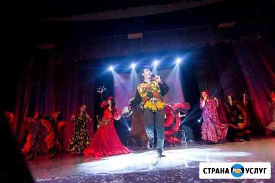 Цыганское стилизованное шоу карро ромэн Нальчик
